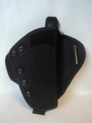- Uncle Mike's Pro-3 Super Belt Slide Holster Kodra Glock 17 19 22 Sz 21 RH 3821-1