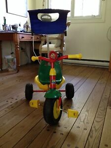 Tricycle / poussette Kettler