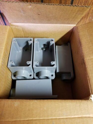 Allen-Bradley Electrical Enclosure, 40194-080 (Lot of 6)