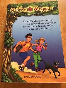 Livres La Cabane Magique