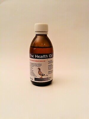 Health Oil for chicken, turkey and racing pigeon herbal medicine 200 ml