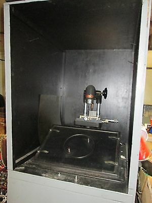 Wilder Micro Projector 1ph Working Optical Comparator