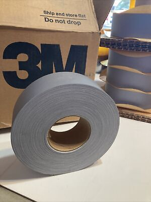 3m 8910 Silver Scotchlite Reflective Sew On Fabric Tape 2 X 109 Yards Roll