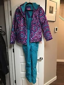 Girls Snowsuit Size 14 for $30