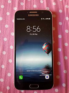 Almost 95% Brand New Unlocked Samsung S6-32 GB Parramatta Parramatta Area Preview