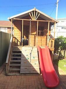 Children's Rivergum Timber Cubbyhouse Malabar Eastern Suburbs Preview