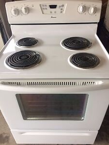 Amana stove with self clean (free delivery)