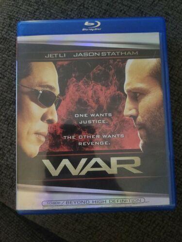 War 2007 Blu-ray, 2007  - $0.99