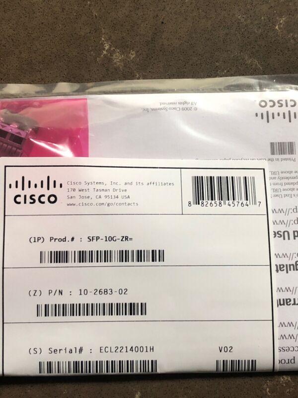 Cisco SFP-10G-ZR SAME DAY SHIPPING!!!