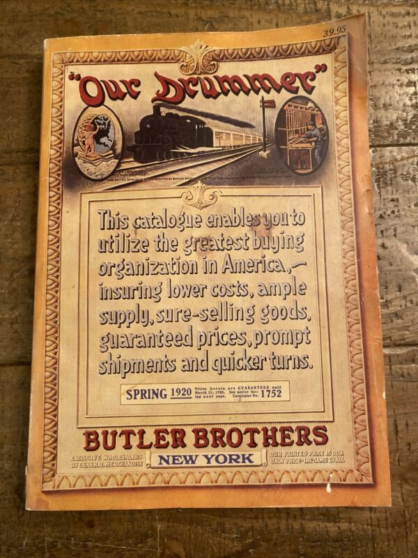 Butler Brothers New York Spring 1920 Catalog