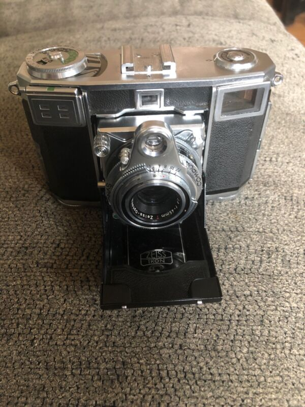 Zeiss Ikon Contessa Tested #L-27