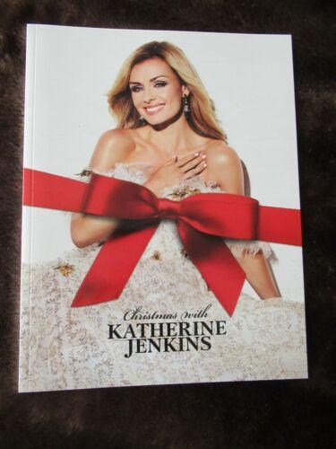 Katherine Jenkins 2017 Christmas Concert Programme
