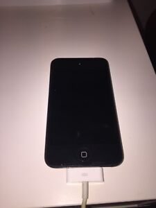 Old iPod touch