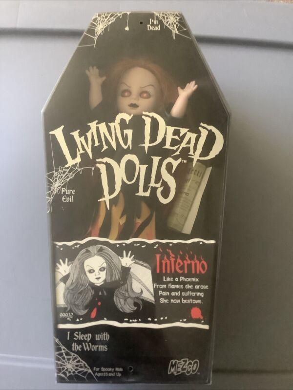 Living Dead Dolls Inferno