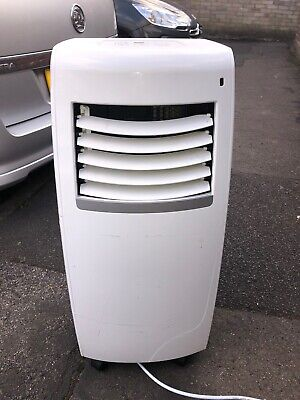 portable air conditioning unit used