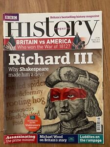 BBC History Magazine May 2012 - Richard III
