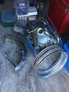 CB350 Twin Parts - Best Offer