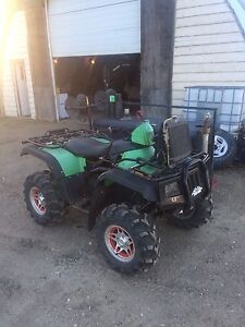 Arctic cat quad