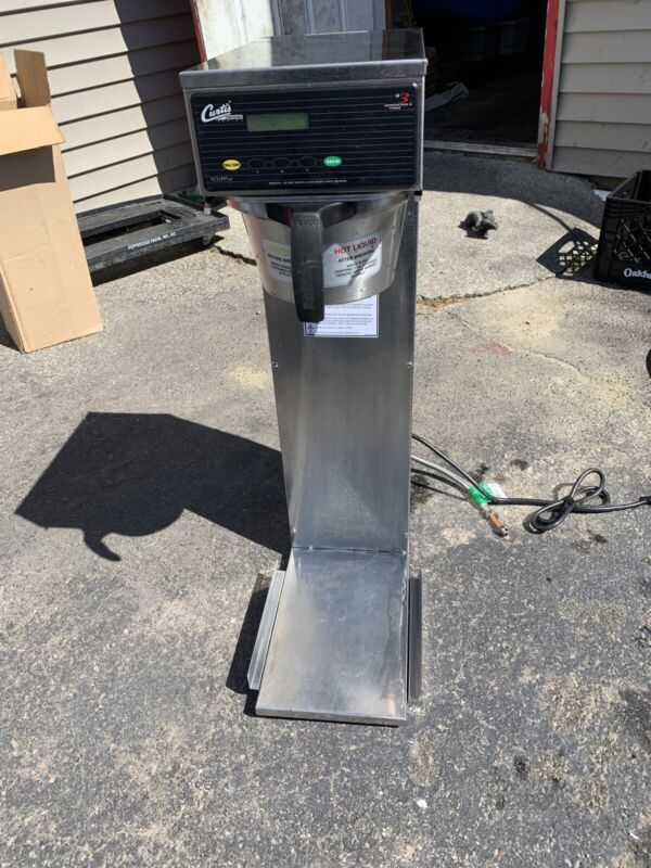 CURTIS G3 TCTS10000 ICE TEA  BREWER TESTED 120V