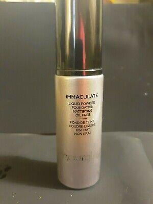 Sephora Hourglass IMMACULATE liquid powder foundation NATURAL matte