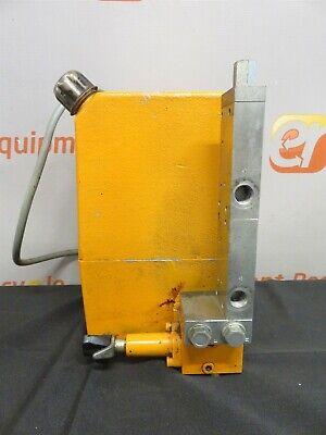 Hawe Hc Compact Hydraulic Power Pack 700 Bar 1-w24 Hc 20.27-a2200