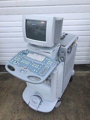 Siemens Acuson Sequoia C512 Ultrasound Machine No Probe