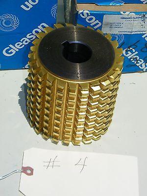 Gleason-gear Cutter -i.d.48253-009-1-01 Tinite Coated-gear Hob-new