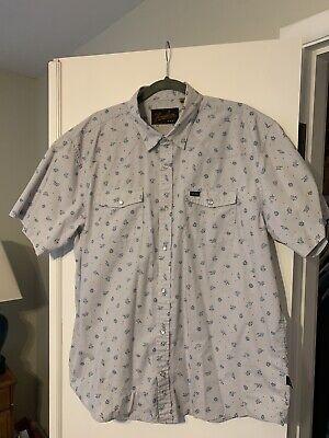 Howler Brothers pearl snap shirt