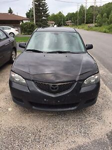 2006 Mazda 3 5spd