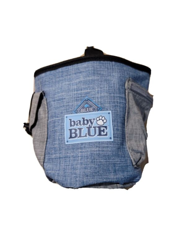 The Blue Buffalo Co. Baby Blue Treat Pouch