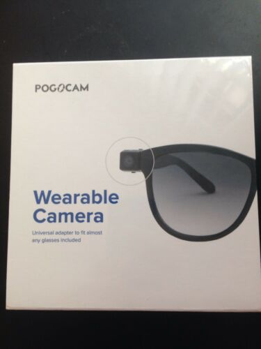 Pogocam Wearable Camera