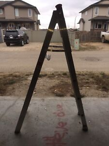 6 foot combo step ladder with extension and step use