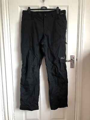 Jack Wolfskin Mens Texapore Trousers