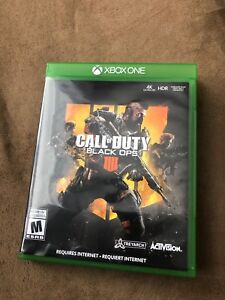 Black ops 4 mint condition