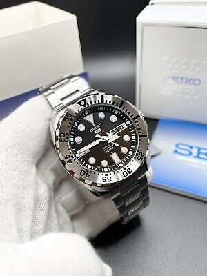Seiko 5 SRP599J1 Baby Monster Automatic Watch Made In Japan *UK Seller*