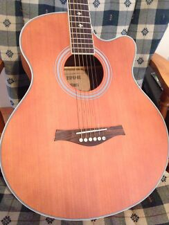 Brand new acoustic guitar steel string for sale  Yokine Stirling Area Preview