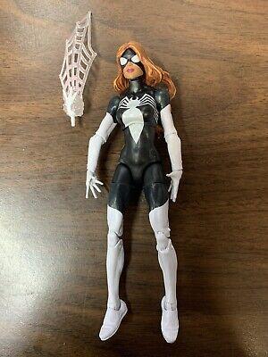 """Marvel Legends 6"""" Inch Molten Man BAF Wave Spider-Woman Loose Complete"""