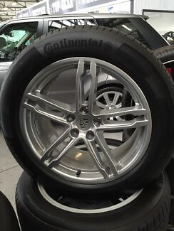 2014 Porsche Macan Genuine Alloys Port Melbourne Port Phillip Preview