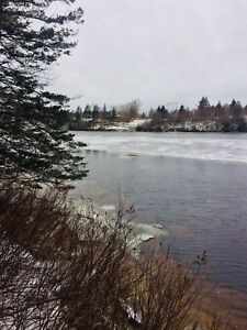 Waterfront lot in Sheet Harbour
