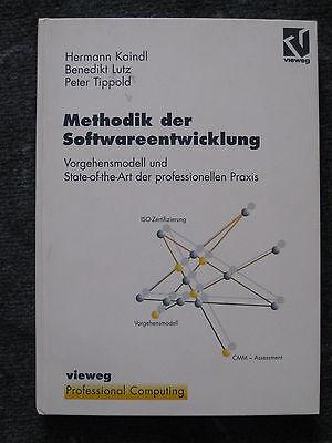 Methodik der Softwareentwicklung .