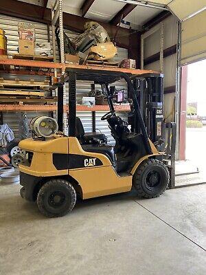 2010 Caterpillar Forklift P5000-lp