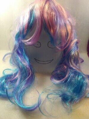 Unicorn Costume Wig (Costume Wig (Frozen, Mermaid, Unicorn, & More))