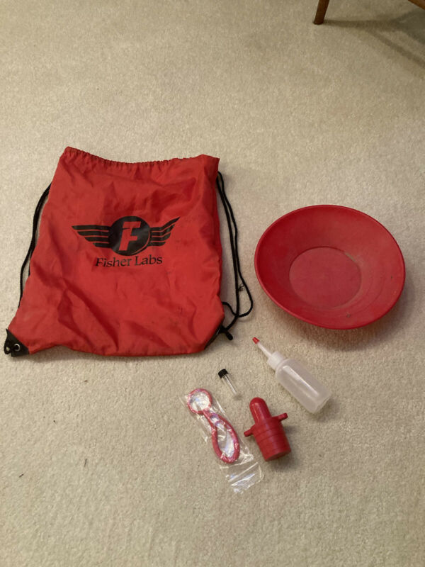 """""""Back Pack"""" Gold Prospecting Kit. Why Wait? It's All You Need! See Details."""