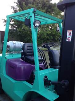 Forklift 2.5 Ton  Mitsubishi Excellent Condition + Side Shift Qld Mango Hill Pine Rivers Area Preview