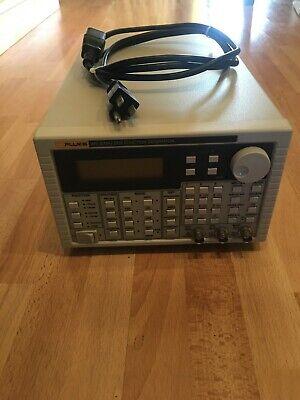 Fluke 271 10 Mhz Dds Function Generator Used