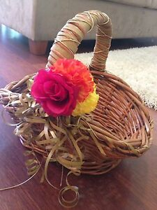Decorative basket- wedding wishing well Yokine Stirling Area Preview