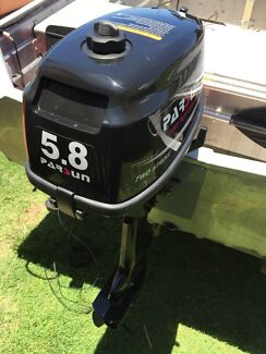 5.8  parsun outboard