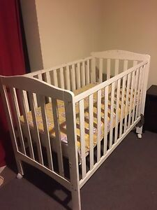 Baby cot with mattress Narre Warren Casey Area Preview