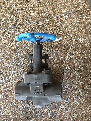Smith Forged Steel Gate Valve 2. New. No Box.