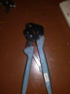 Amp D 9422 Crimper Crimp Hand Tool 20 To 28g D9422 20-28 Awg